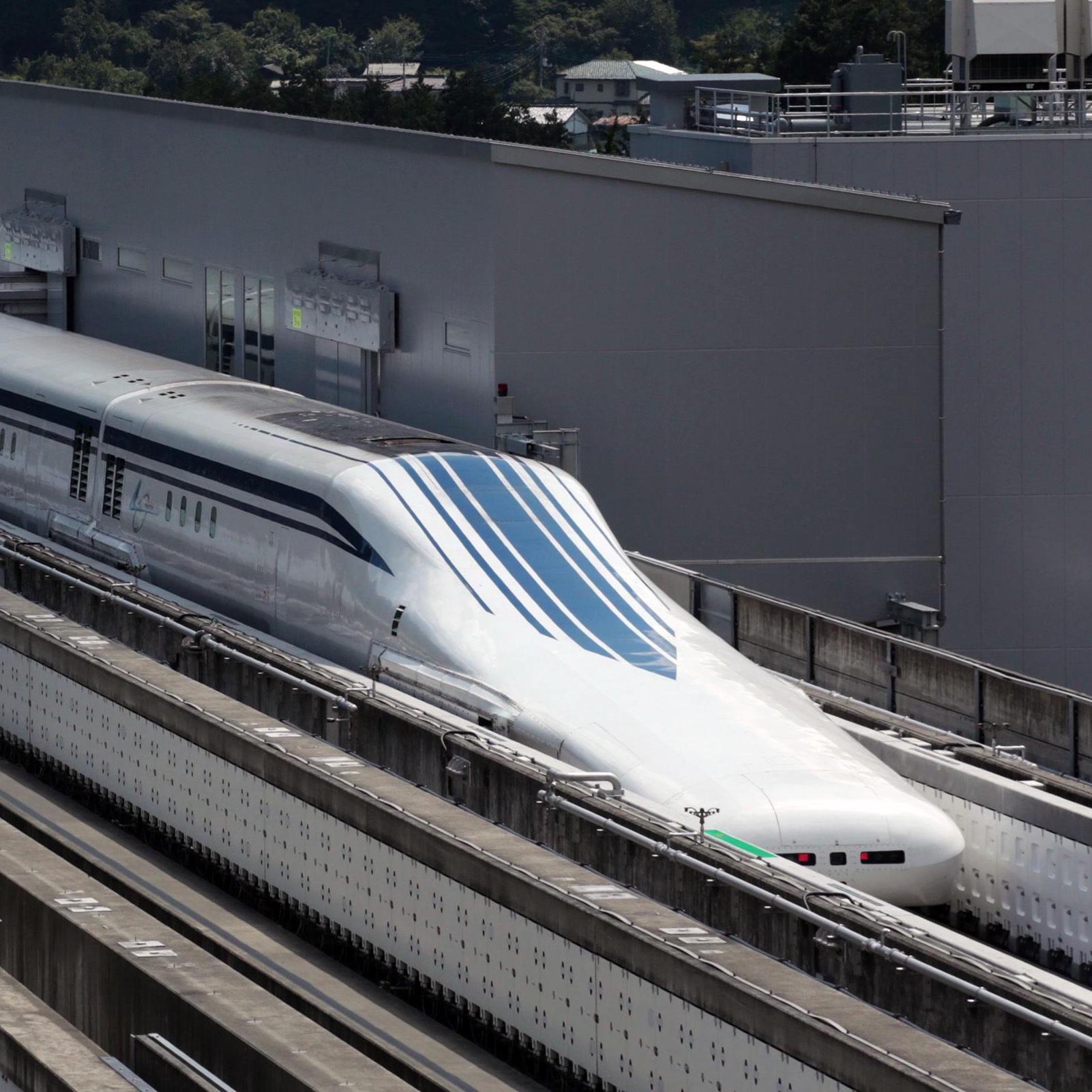รถไฟ JR-Maglev L0-Series