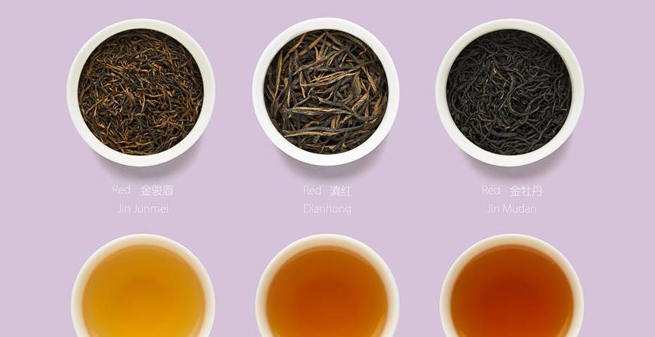 ชาหมัก - ชาแดง ชาดำ Peace 和 Oriental Teahouse