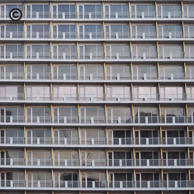 ระเบียง โรงแรมดุสิตธานี