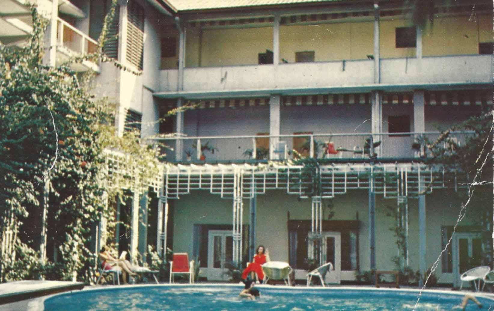 โรงแรมปริ๊นเซส พ.ศ.2506