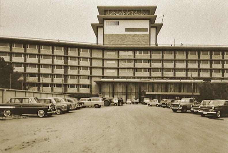 โรงแรม Okura Tokyo 1960s