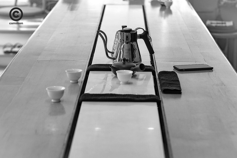 ชา กา Peace 和 Oriental Teahouse