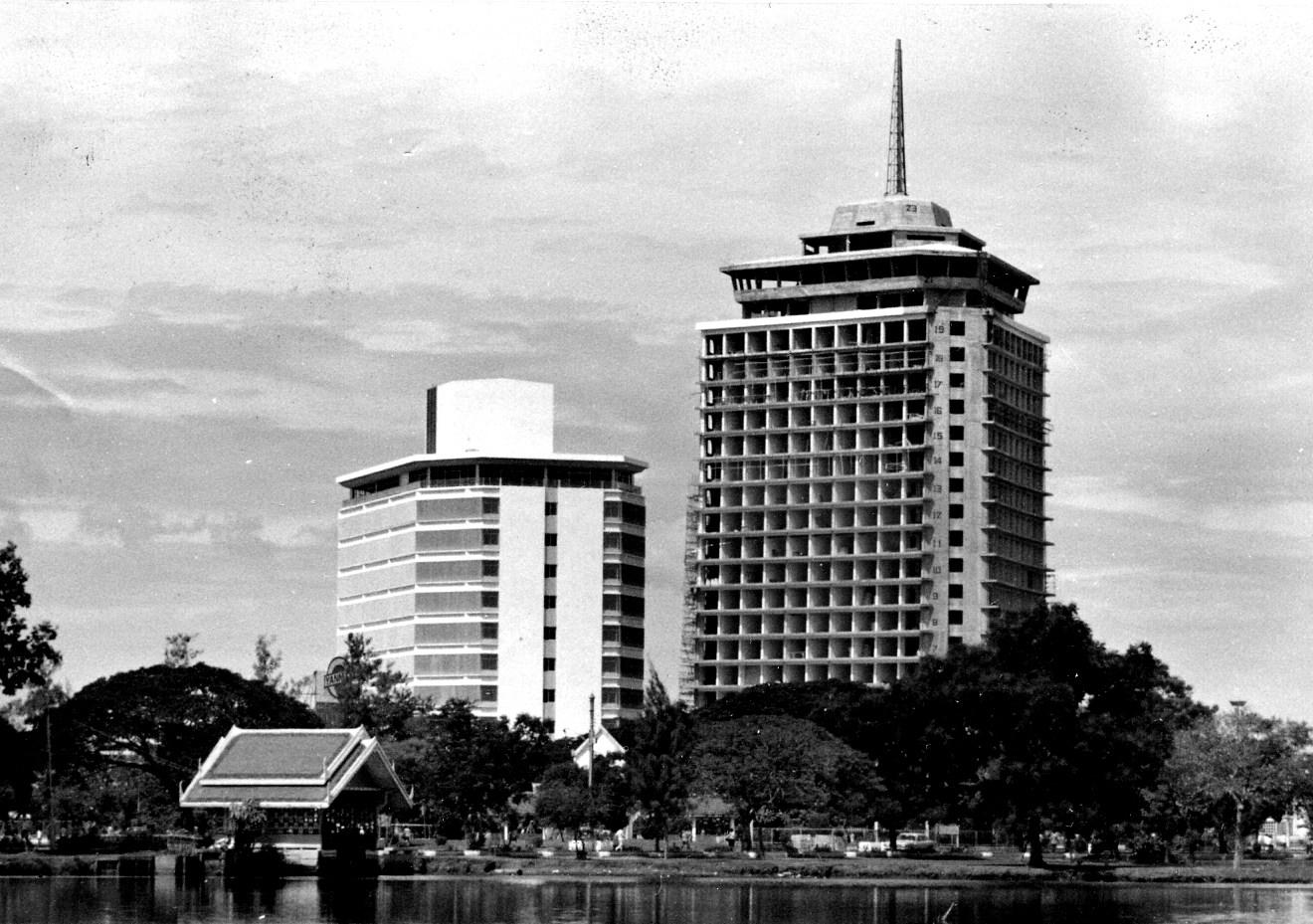 โรงแรมดุสิตธานี ปี 1968