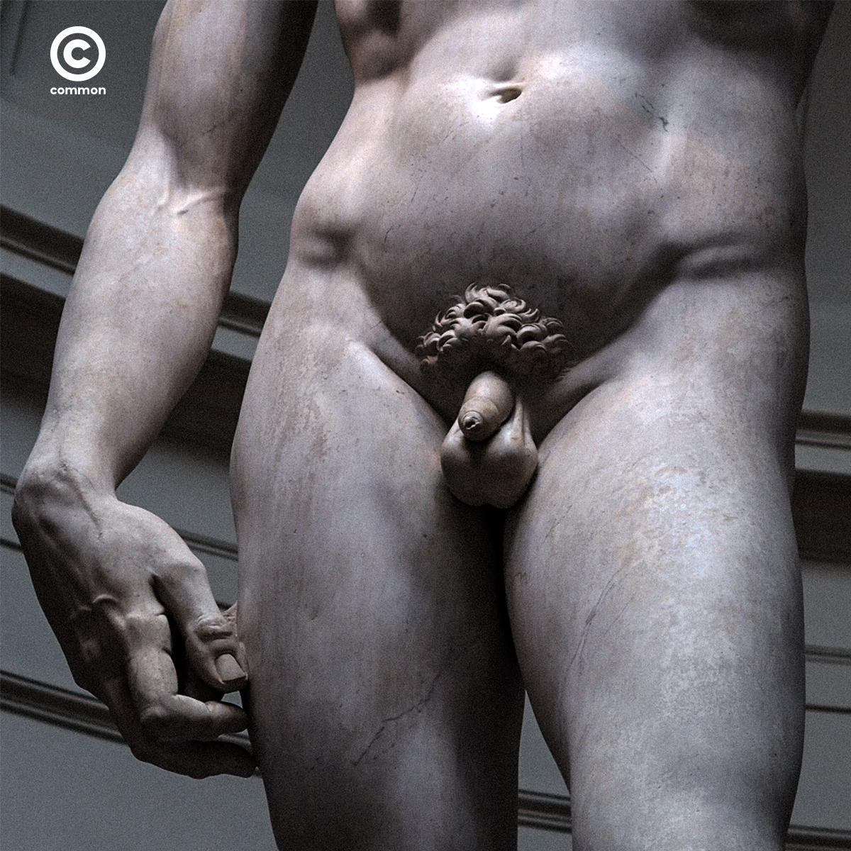 เดวิด จู๋ รูปปั้น