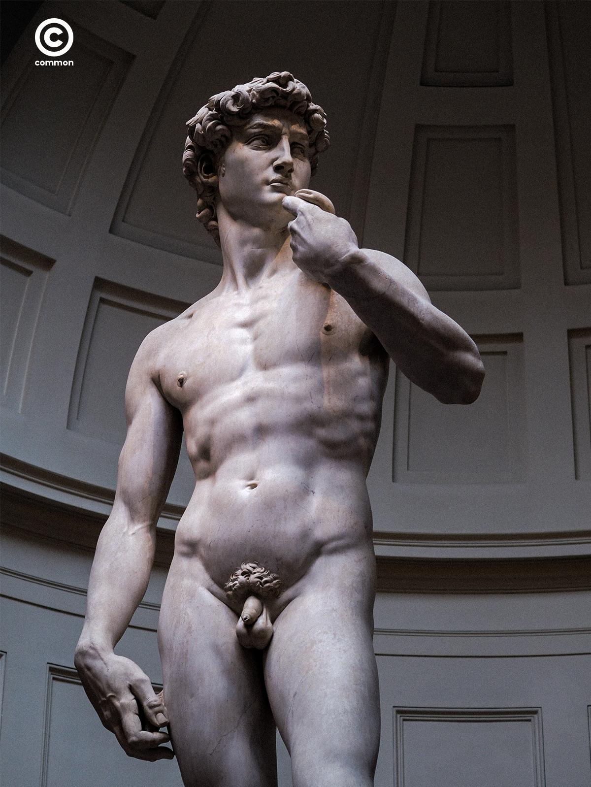 เดวิด รูปปั้น