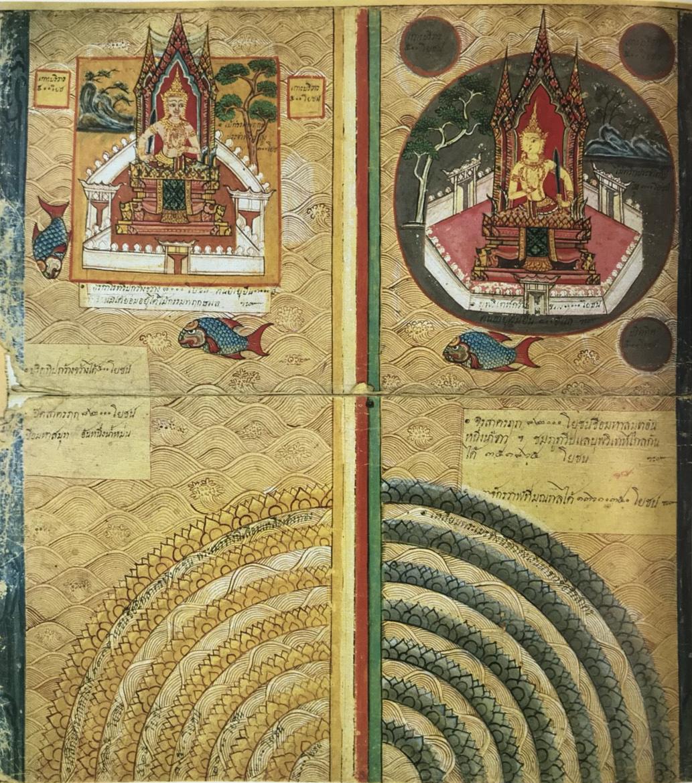 จักรวาลวิทยา พุทธศาสนา