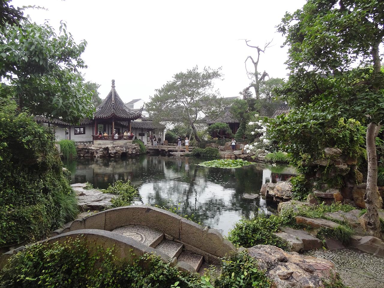 ซูโจว สวนโบราณ