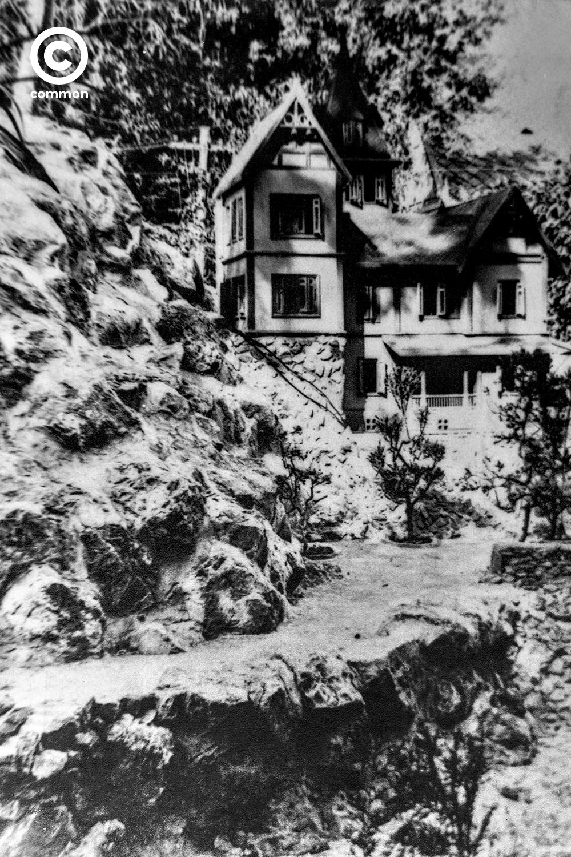 บ้านหย่อนใจ ของท่านราม ณ กรุงเทพ (photo: หอวชิราวุธานุสรณ์)