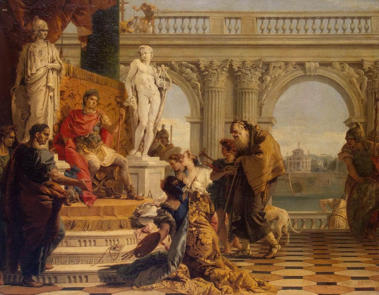 Caesar Augustus เอากุสตุส
