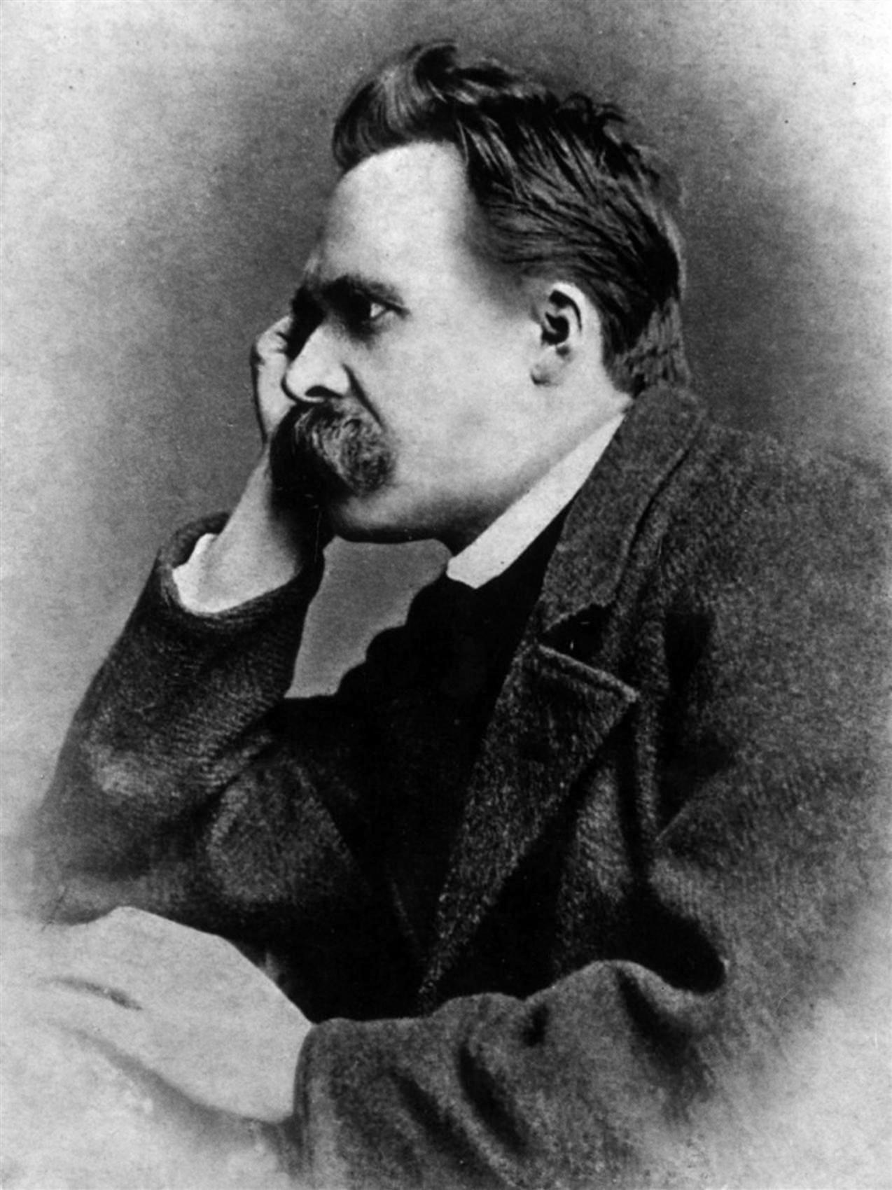 Friedrich Nietzsche ฟรีดริช นีทเชอ