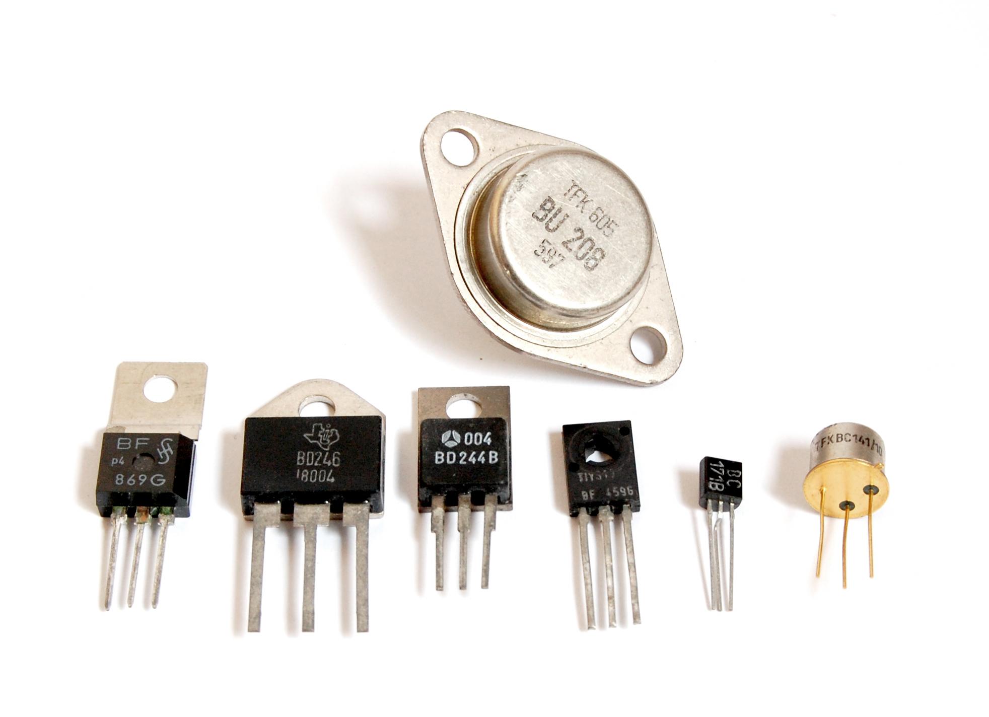 Transistor ทรานซิสเตอร์