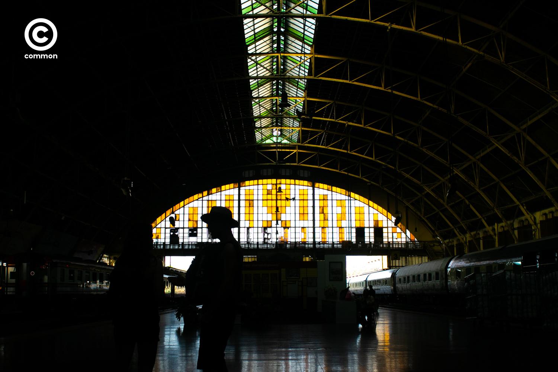 #Photo Essay #หัวลำโพง #สถานีรถไฟหัวลำโพง