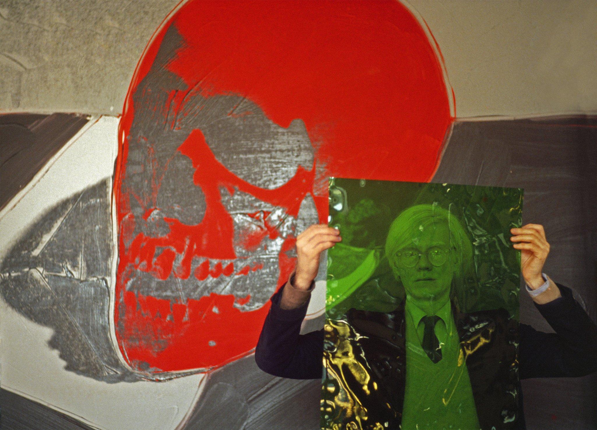 Thomas Hoepker_Andy Warhol