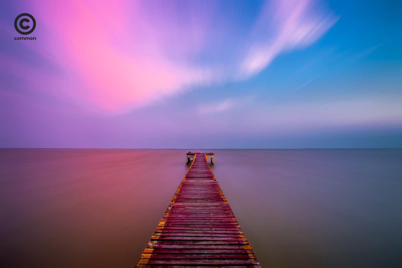 #Photo Essay #บางปู #Landscape #Twilight #แสงสนธยา