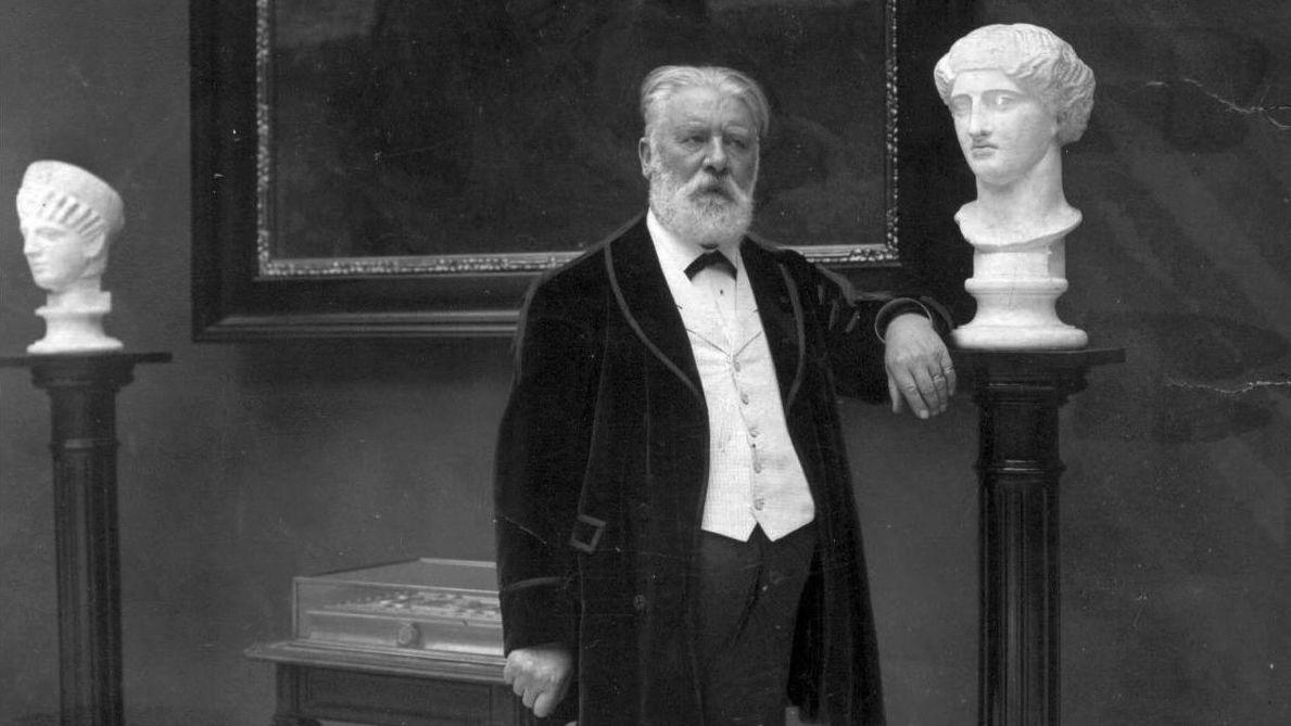 Sculpture museum Copenhagen Ny Carlsberg Glyptote
