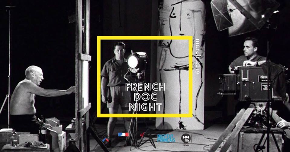 French Doc Night the mystery of Picasso