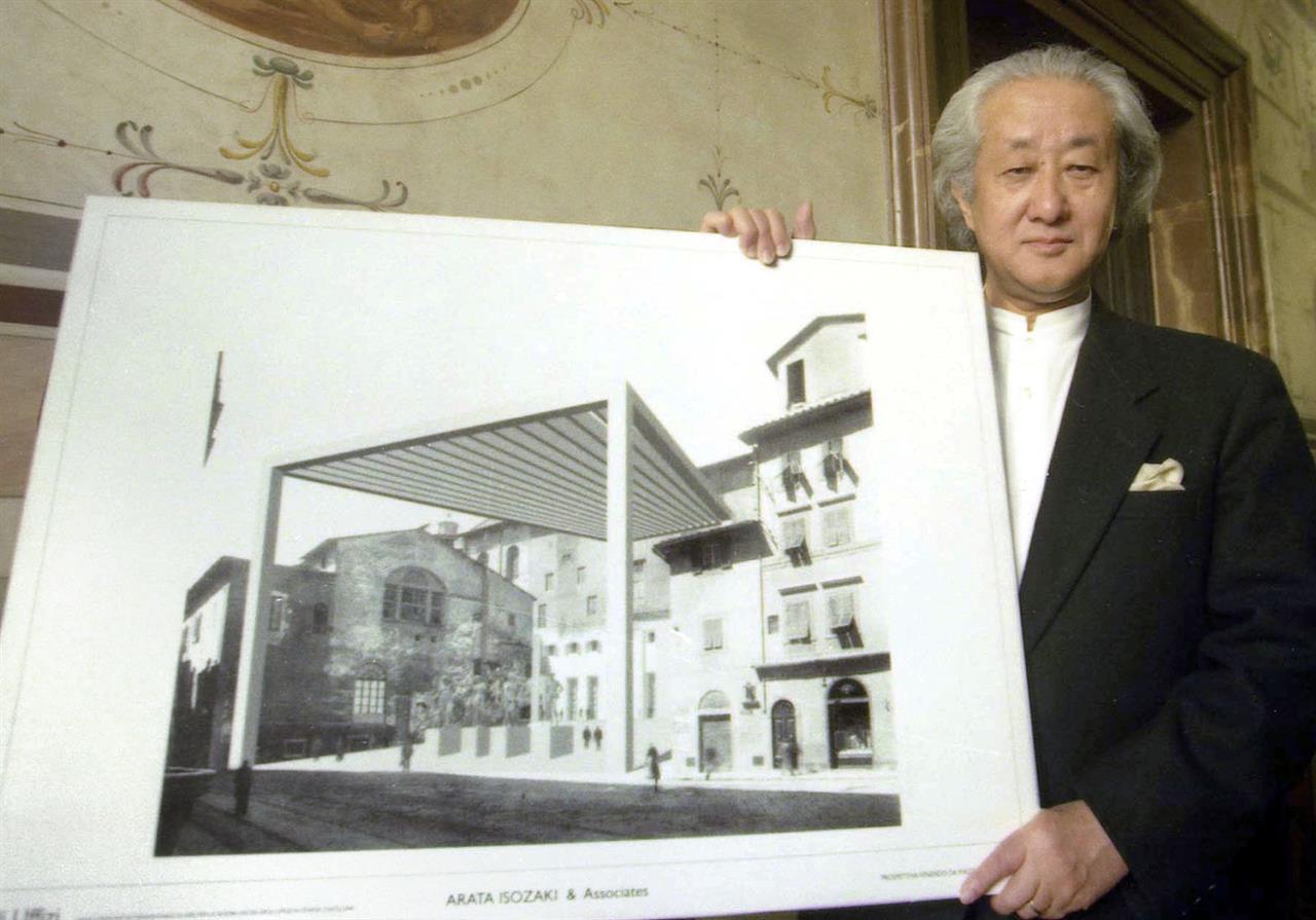 Isozaki Pritzker Architecture Prize 2019