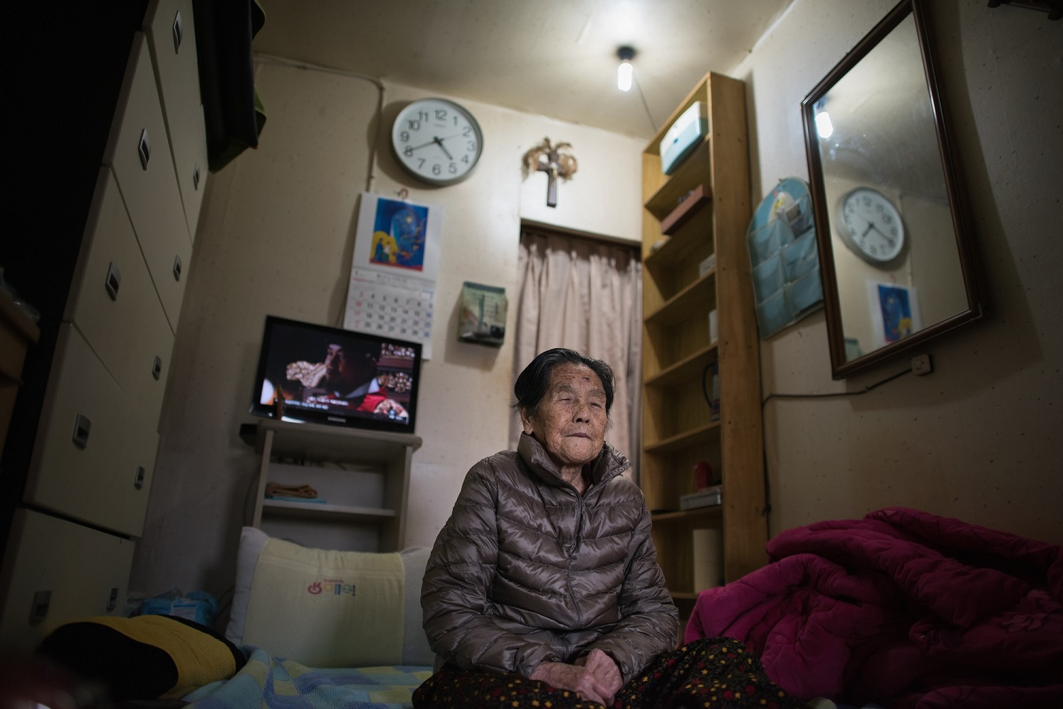 elderly south korea