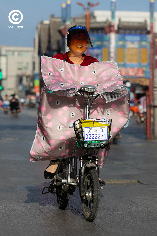 #China #E-bikes #จักรยานไฟฟ้า #จักรยาน #Photoessay