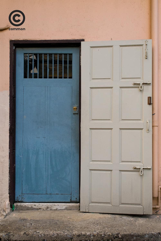 #ตลาดน้อย #ตลาดเก่า #ประตูบ้าน #ชุมชนเก่า