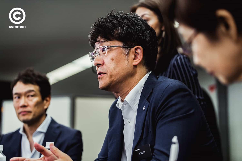 คุณโคจิ ซาโตะ หัวหน้าวิศวกรผู้ออกแบบรถ Lexus LC 500