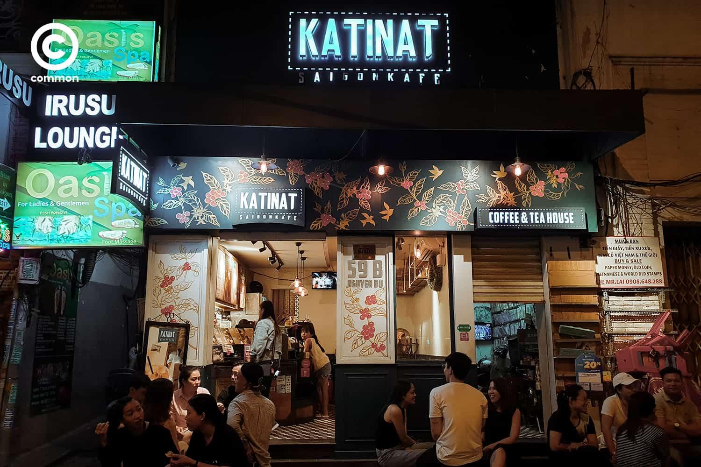 Vietnam Cafe culture