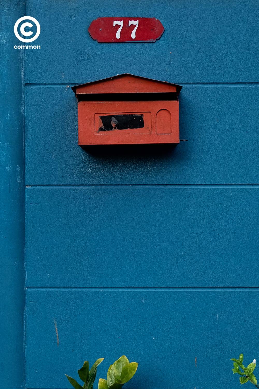 #photoessay #กล่องจดหมาย #ตู้จดหมาย #จดหมาย #CULTURE #common