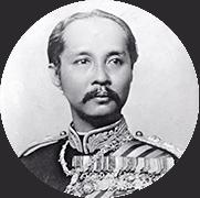 รัชกาลที่ 5 พระบาทสมเด็จพระจุลจอมเกล้าเจ้าอยู่หัว King Rama V 5
