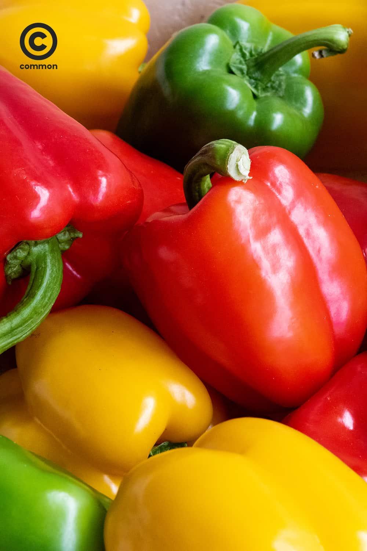 #photoessay #ตลาดสด #แผงผัก #ผักสด #CULTURE #common