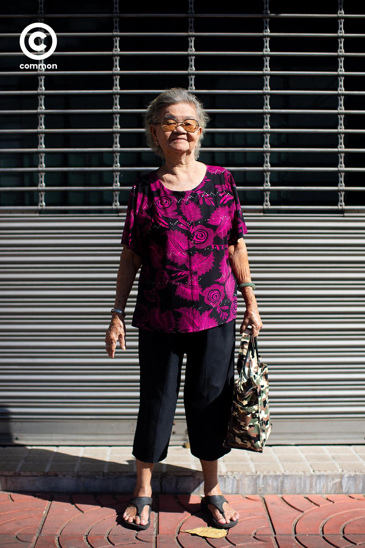 #photoessay #แฟชั่น #ผู้สูงอายุ #เยาวราช #LIFE #common