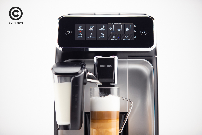LatteGo Philips ฟิลิปส์ เครื่องชงกาแฟ กาแฟสด เมล็ดกาแฟ