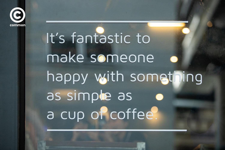 อธิป อาชาเลิศตระกูล แมน บาริสต้า Coffee Factory กาแฟที่ดี