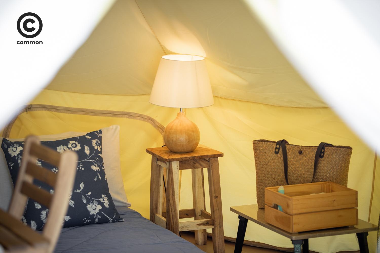 Jumtla Campiness Glamping แคมปิ้ง จั้ม ธัชชัย ถิรรัถยา วิถีชีวิต ความสุข บ้านไร่ ที่พัก