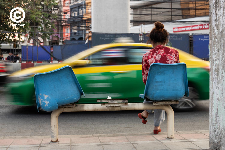 #แท็กซี่ #จุดจอดแท็กซี่อัจฉริยะ #CULTURE #photoessay #common