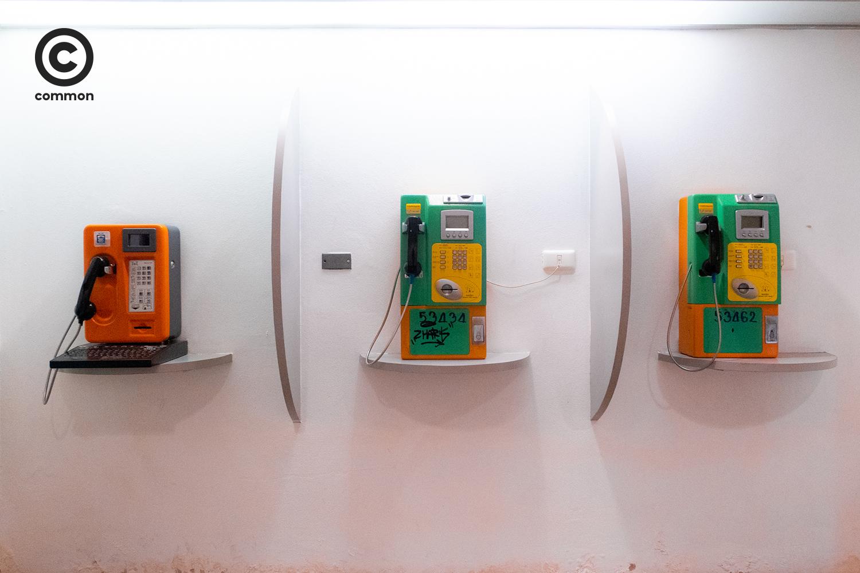 #ตู้โทรศัพท์สาธารณะ #ตู้โทรศัพท์ #CULTURE #photoessay #common
