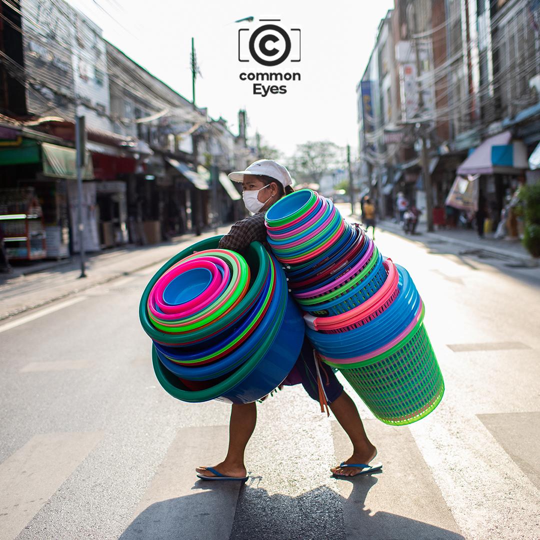 #COVID19 #โควิด19 #โรคระบาด #คนขายอุปกรณ์พลาสติก #ส่งต่อความคิดสู้COVID19 #WORLD #common