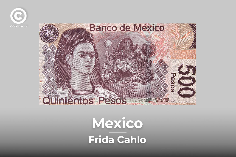Mexico banknote