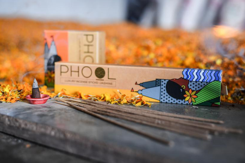 Phool Flower Incense