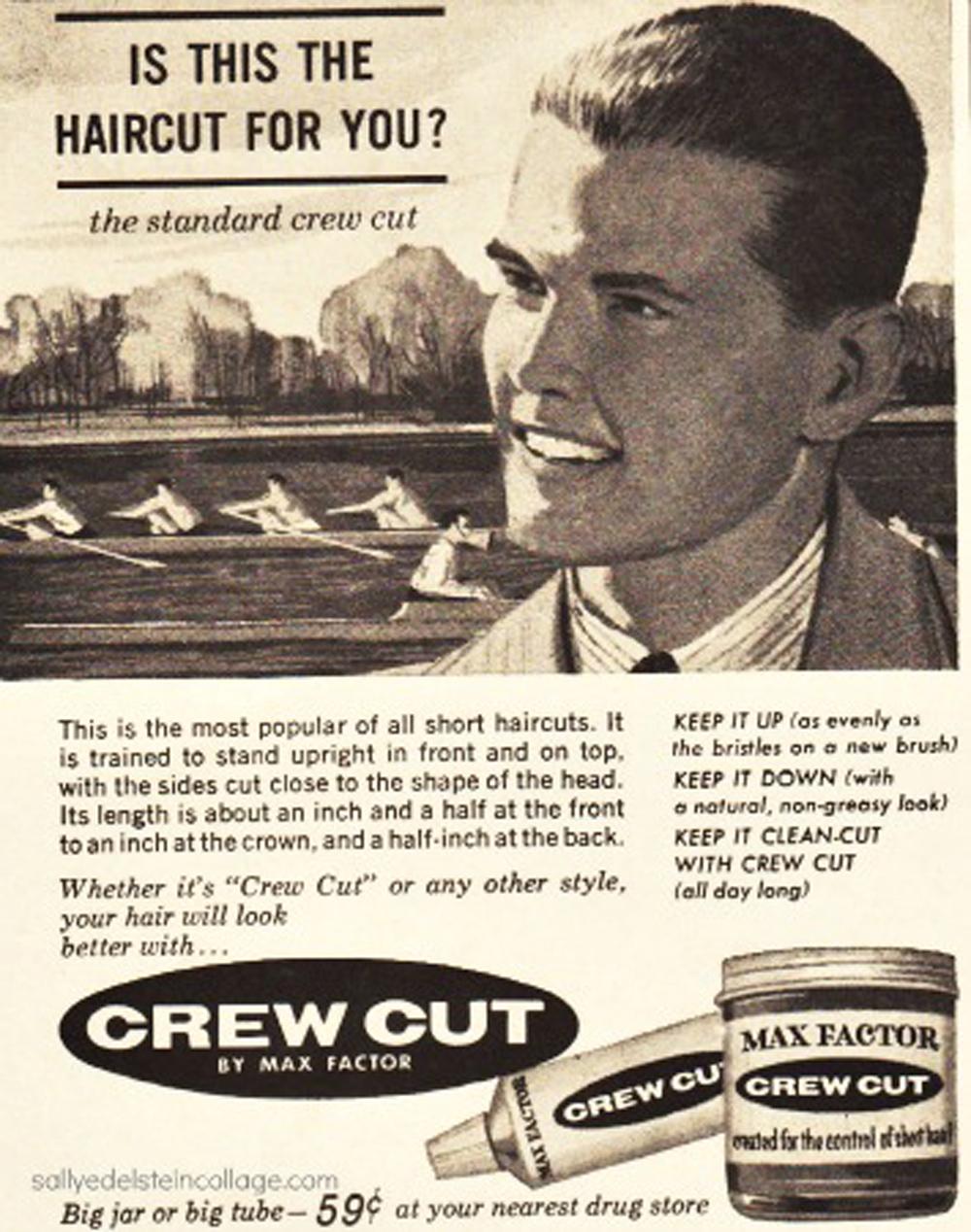 crew cut