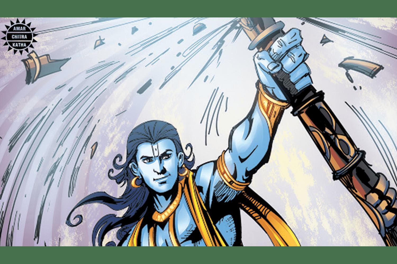 Indian Comic